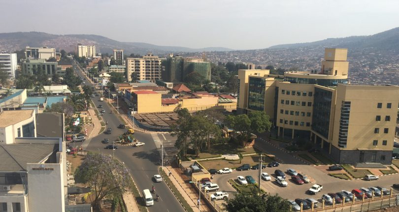 Rwanda:  Urbanization and Housing Transformation in Kigali